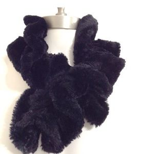 Faux Fur One Size Fit Most Scarf